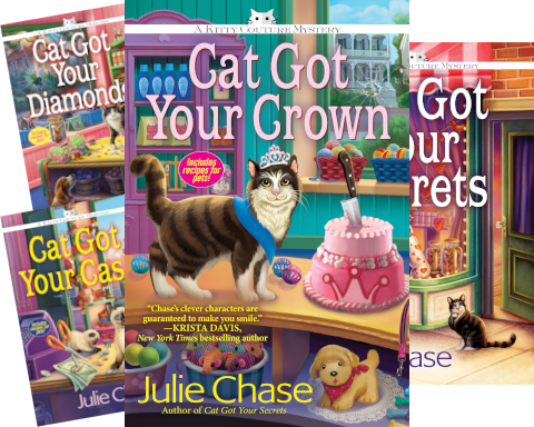 Kitty Couture Mysteries by Julie Chase aka Julie Anne Lindsey