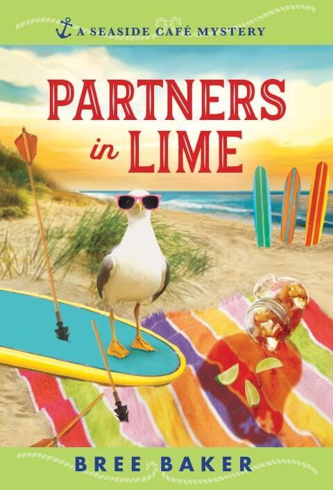 Partners in Lime by Bree Baker aka Julie Anne Lindsey